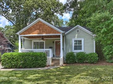 Photo one of 1739 Mecklenburg Ave Charlotte NC 28205 | MLS 3762366