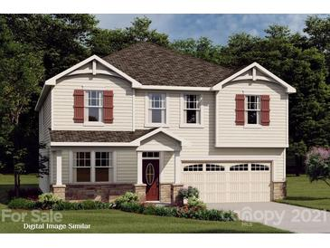 Photo one of 16038 Fieldstone Trce # 250 Crosby French Country Charlotte NC 28278 | MLS 3763111