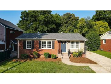 Photo one of 1427 Dean St Charlotte NC 28216 | MLS 3763119