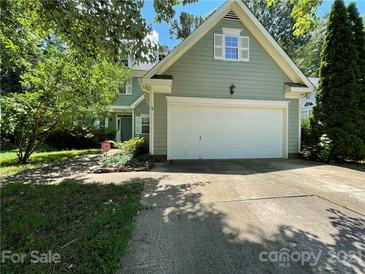 Photo one of 6020 Carriage Oaks Dr Charlotte NC 28262   MLS 3763250