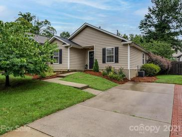 Photo one of 1707 Luther St Charlotte NC 28204   MLS 3764543