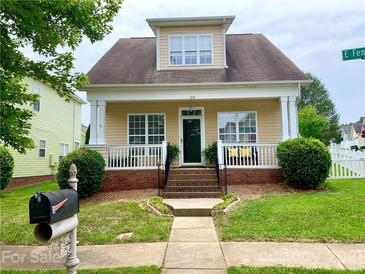 Photo one of 108 E Fenway Ave Mooresville NC 28117   MLS 3764813