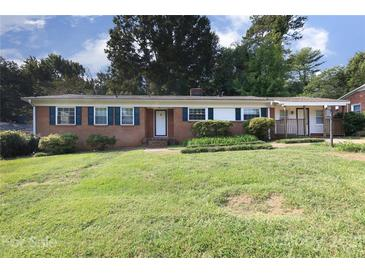 Photo one of 536 Virginia Ave Statesville NC 28677   MLS 3765021