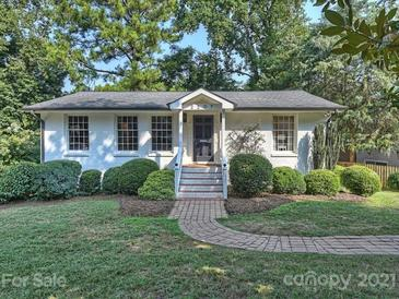 Photo one of 2207 Inverness Rd Charlotte NC 28209 | MLS 3771844