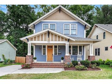 Photo one of 1105 Drummond Ave Charlotte NC 28205 | MLS 3771868