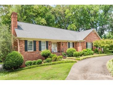 Photo one of 3424 Colony Rd Charlotte NC 28211 | MLS 3773381