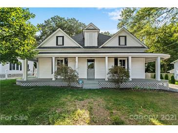 Photo one of 141 S Lackey St Statesville NC 28677   MLS 3777562