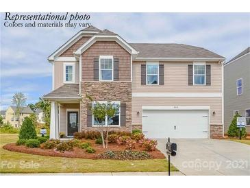 Photo one of 110 Port Bow Dr # 158 Troutman NC 28166 | MLS 3777678