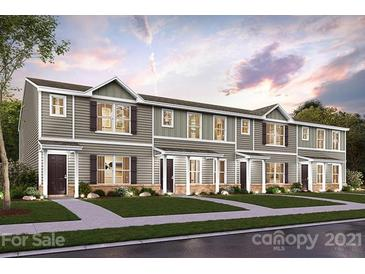 Photo one of 2276 Cranberry Way # 8 Salisbury NC 28147 | MLS 3778152