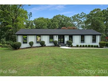 Photo one of 6937 Folger Dr Charlotte NC 28270   MLS 3778843