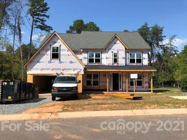 Photo one of 11017 Wooded Saddle Rd # 2 Charlotte NC 28216   MLS 3779243