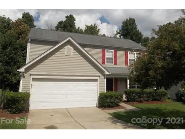 Photo one of 1924 Waters Trail Dr Charlotte NC 28216 | MLS 3779606