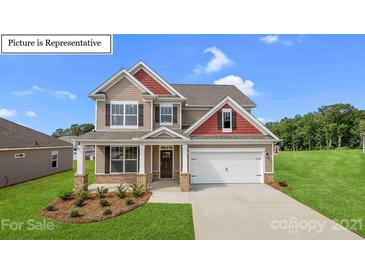 Photo one of 1134 Thoroughbred Dr Iron Station NC 28080 | MLS 3780295