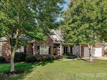 Photo one of 1540 Hawthorne Dr Indian Trail NC 28079 | MLS 3780353