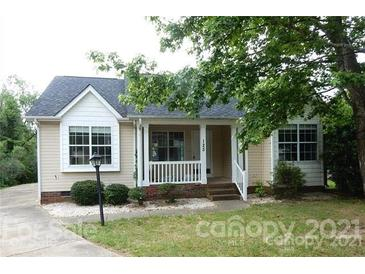 Photo one of 125 Windy Rush Ct Indian Trail NC 28079 | MLS 3781873
