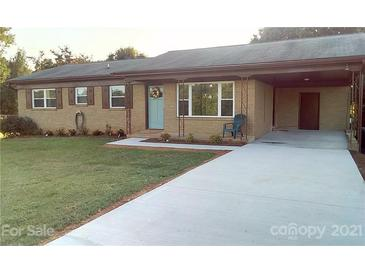 Photo one of 546 George W Liles Sw Pkwy Concord NC 28027 | MLS 3782791
