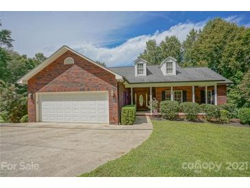 Photo one of 124 Sunset View Ln Statesville NC 28677   MLS 3782946