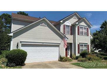 Photo one of 340 Courtland Ct Kannapolis NC 28081   MLS 3783041