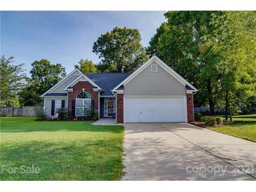 Photo one of 3606 Armell Dr Indian Trail NC 28079 | MLS 3783057