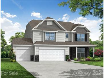 Photo one of 1078 Hearth Sw Ln # Lot 172 Concord NC 28025 | MLS 3783183