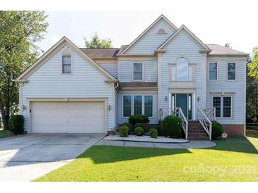Photo one of 7600 Long Valley Dr Harrisburg NC 28075   MLS 3783197