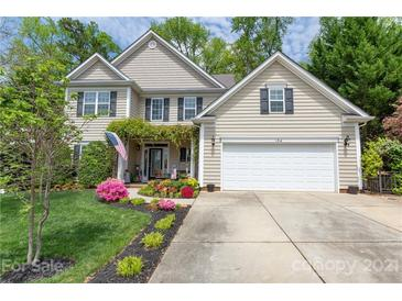Photo one of 134 W Cavendish Dr # 68 Mooresville NC 28115 | MLS 3783229