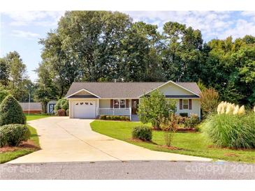 Photo one of 140 Hyde Ln Statesville NC 28625   MLS 3784700