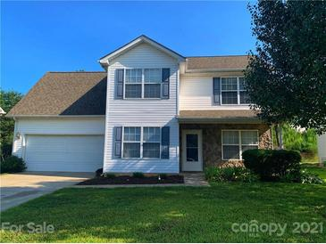 Photo one of 2640 Amber Crest Dr Gastonia NC 28052 | MLS 3784743