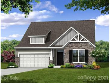 Photo one of 2660 Manor Stone Way # Lot 236 Indian Trail NC 28079 | MLS 3784832