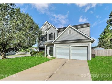 Photo one of 5820 Firethorne Ln Concord NC 28025   MLS 3784866