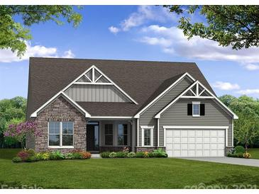 Photo one of 2661 Manor Stone Way # Lot 232 Indian Trail NC 28079 | MLS 3785493