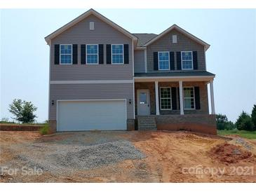 Photo one of 5676 Stanfield Ridge Dr Stanfield NC 28163 | MLS 3785642