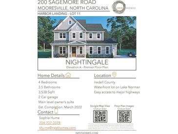 Photo one of 200 Sagemore Rd # 11 Mooresville NC 28117   MLS 3786911