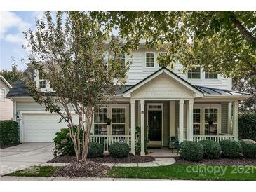 Photo one of 5424 Colonial Garden Dr Huntersville NC 28078   MLS 3787764