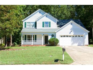 Photo one of 3510 Brooktree Ln Indian Trail NC 28079   MLS 3788634