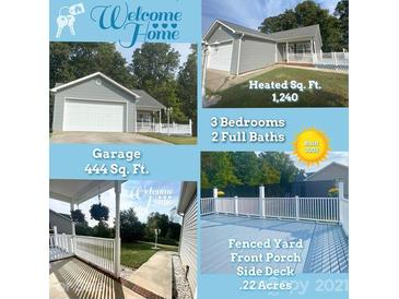 Photo one of 938 Berlin Nw St Conover NC 28613 | MLS 3788803
