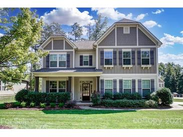 Photo one of 6013 Hyde Park Dr Indian Trail NC 28079 | MLS 3790175
