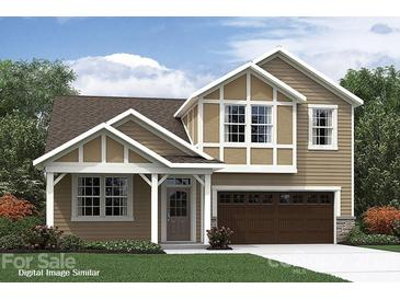 Photo one of 1103 Fairbrae Ln # Lot 261 Indian Trail NC 28079 | MLS 3792196
