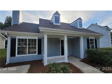 Photo one of 232 Indian Paint Brush Dr Mooresville NC 28115   MLS 3792206