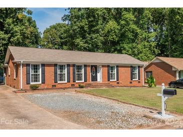 Photo one of 6701 Elm Forest Dr Charlotte NC 28212 | MLS 3792300