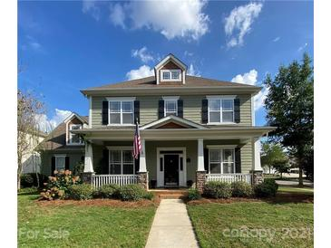 Photo one of 1502 Belmont Stakes Ave Indian Trail NC 28079   MLS 3792379