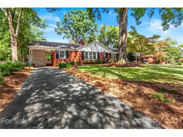 Photo one of 5011 Wedgewood Dr Charlotte NC 28210 | MLS 3792452