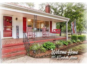 Photo one of 1115 N Enochville Ave China Grove NC 28023 | MLS 3792553