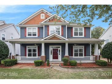 Photo one of 1407 Belmont Stakes Ave Indian Trail NC 28079 | MLS 3794907