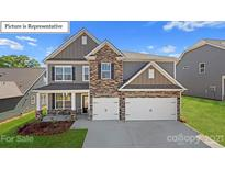 View 1119 Thoroughbred Dr Iron Station NC
