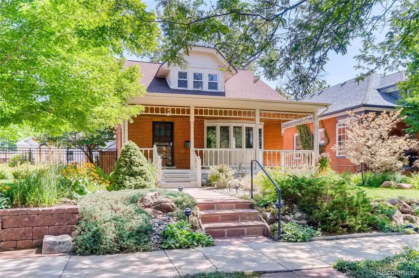 Photo one of 228 S Gilpin St Denver CO 80209 | MLS 4487787