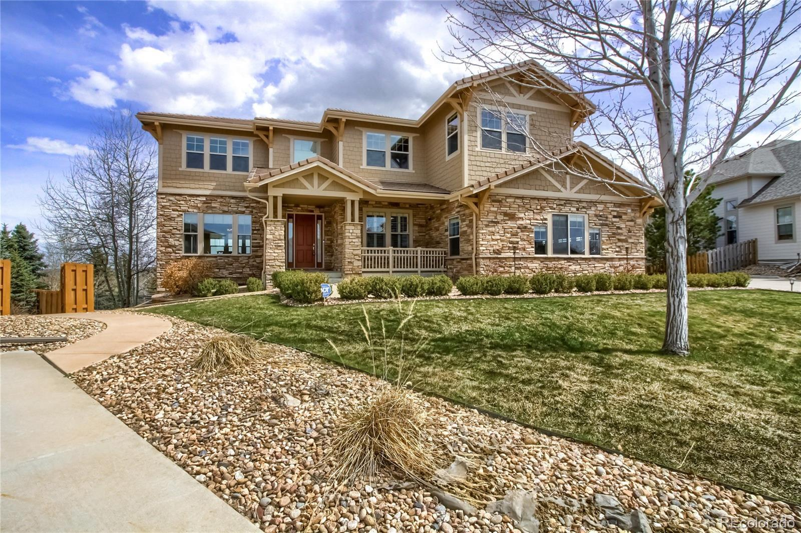 Photo one of 26706 E Peakview Dr Aurora CO 80016 | MLS 5807760