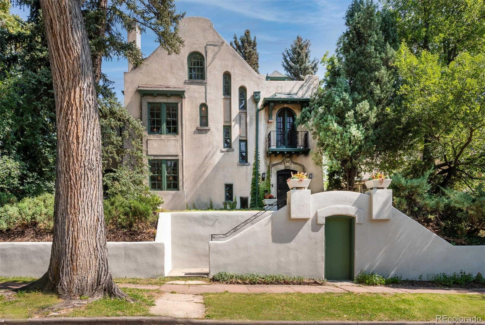 Photo one of 740 N Emerson St Denver CO 80218 | MLS 9201103