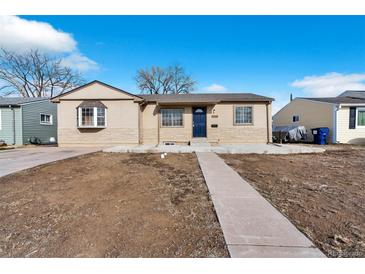 Photo one of 7910 Newport Commerce City CO 80022 | MLS 1610359