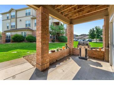 Photo one of 12764 Ironstone Way # 103 Parker CO 80134 | MLS 1611013
